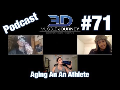3DMJ Podcast #71: Aging As An Athlete