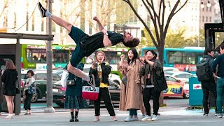 Showing SEOUL Locals INSANE FLIPS