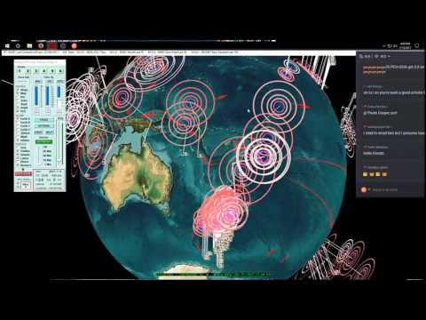 7/15/2017 -- Seismic unrest spreading -- This coming week should see noteworthy earthquake activity