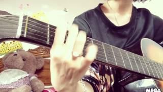 Giữ em đi guitar cover by Hường Kẹo