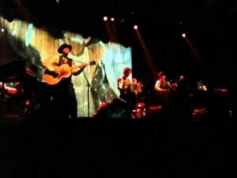 Gotan Project - Panamericana Moscow 28/09/2011