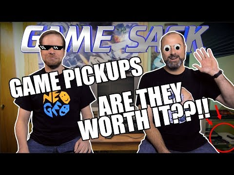 New Game Pickups for early 2018 - Game Sack