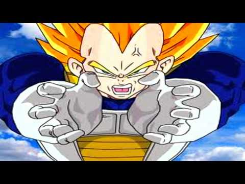 Vegeta Final Flash Theme Song *720 HD*