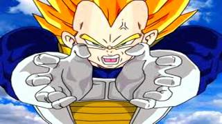 Vegeta Final Flash Theme Song *720 HD*