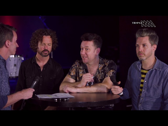 Eskimo Joe Talk About Their First New Release Since 2013 | Triple M
