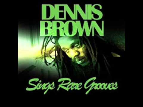 Dennis Brown-I Forgot To Be Your Lover