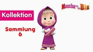 Mascha und der Bär - Sammlung 6 🎬