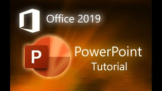 Microsoft PowerPoint 2019 - Tutorial for Beginners in 17 MINS!  [+Overview]