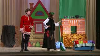 "видео: Театр ""МЕЧТА"". ""Две бабы Яги""."