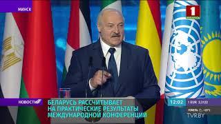 Лукашенко: Беларусь, как форпост в выявлении иностранных террористов-боевиков
