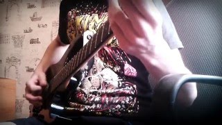 Annisokay  Monstercrazy (Guitar cover)
