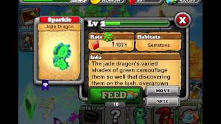 How To Breed Jade Dragon DragonVale + Evolution