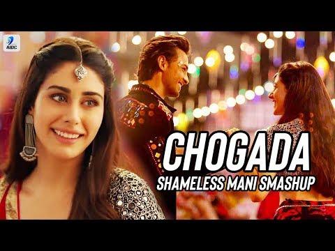 Chogada Tara (SmashUp) - SHAMELESS MANI   Loveratri   Aayush Sharma   Warina Hussain   Darshan Raval