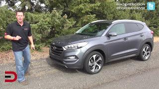 2016 Hyundai Tucson Review on Everyman Driver