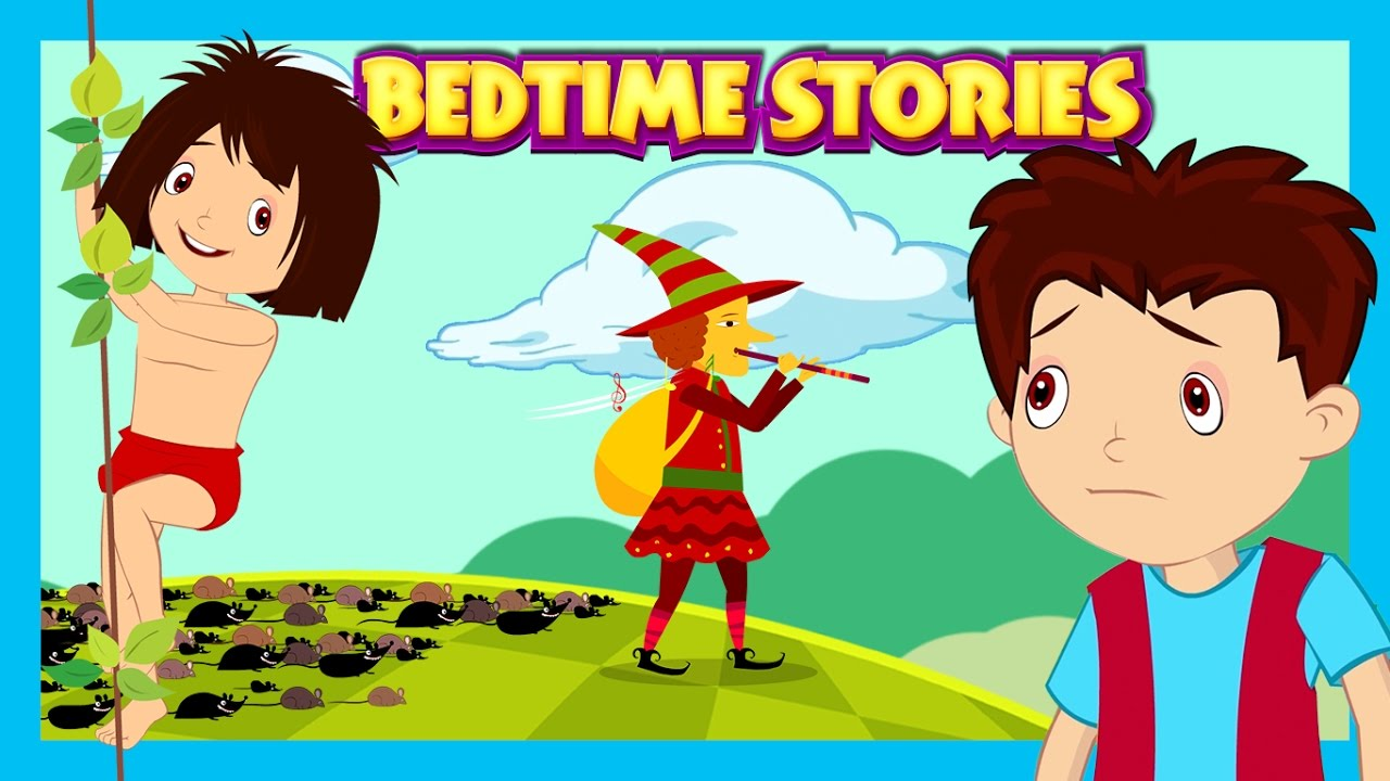 Bedtime Stories for Free Online | Stories for Kids