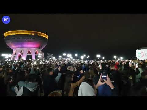 FEDUK, Лэйна и «Рондо»: концерт на День республики в Казани