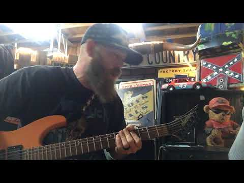 Mike Bama & Upchurch Aww Shit BackWoods Metal Cover brainstorm #WeAllMatter #Rednecknation  #RHEC