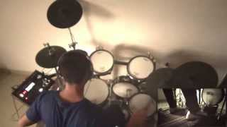 Infant Annihilator Pray For Plagues (bmth cover) - Drum cover (Munaf Shariff)