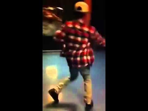 Omer Bhatti Dancing Billie Jean Of Michael Jackson