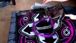 Dance Dance Revolution New Moves Unpacking - NEGS