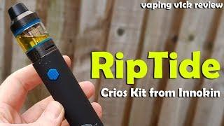 Innokin RipTide Crios Kit - Quick Look