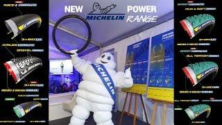 Michelin Cycling Power Range 2020