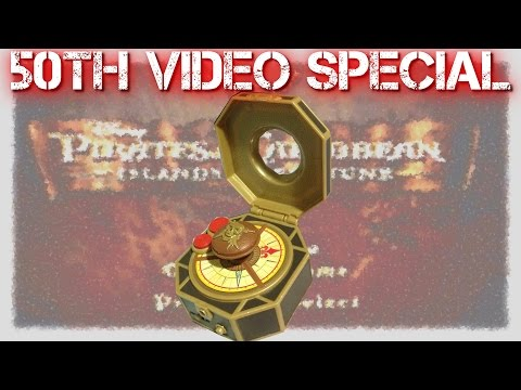 Pirates Of The Caribbean: Islands Of Fortune [Plug 'n Pay] [50th Video Special]