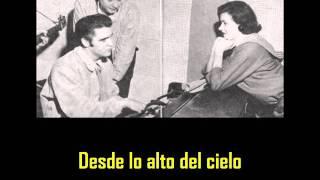 ELVIS PRESLEY -  I hear a sweet voice calling ( con subtitulos en español )