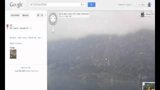 God in Google Maps Free HD Video