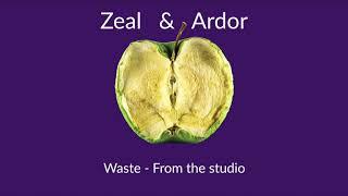 Zeal & Ardor - Waste (Studio drumcam)