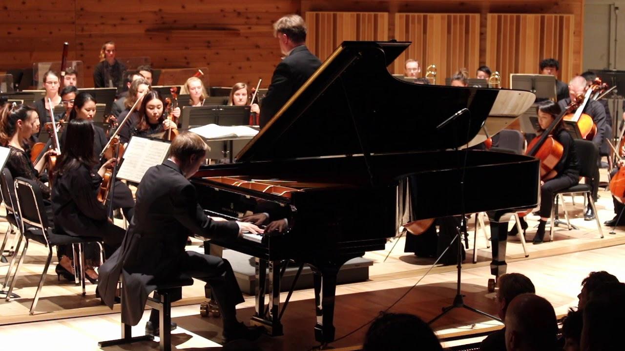 Rachmaninoff: Piano Concerto no. 1 - Francesco Barfoed