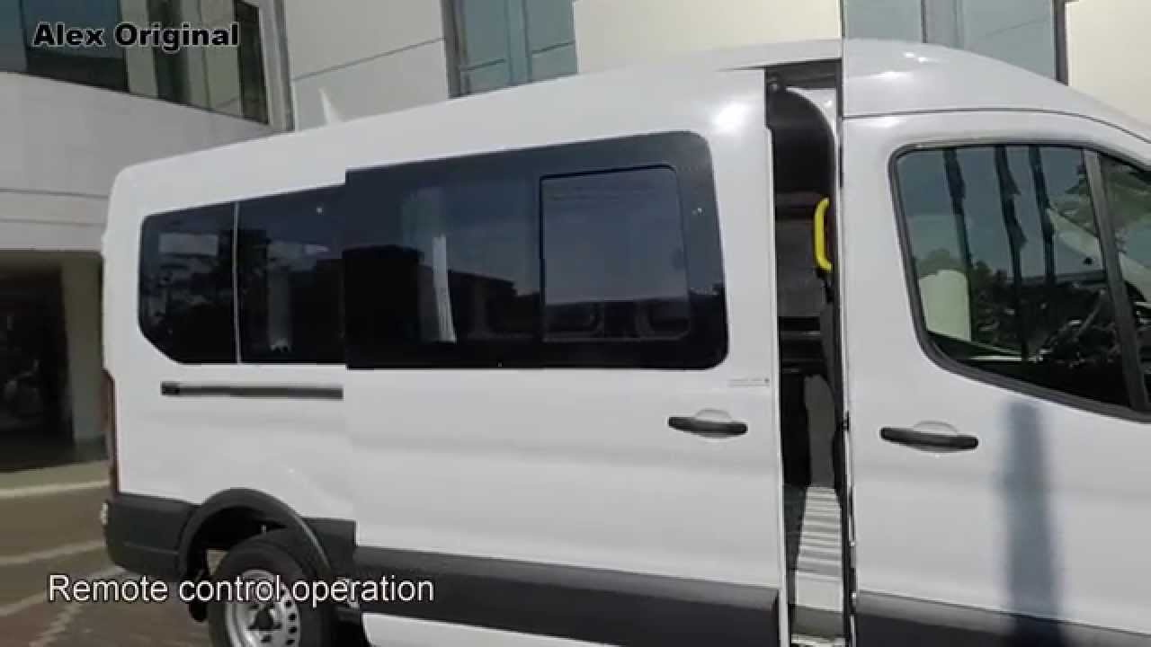 Transit Door Amp Sliding Door Cargo Van Partition Ford