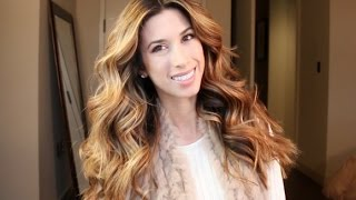 How To Curl Your Hair With A Curling Wand | Victorias Secret Hair Tutorial Thumbnail