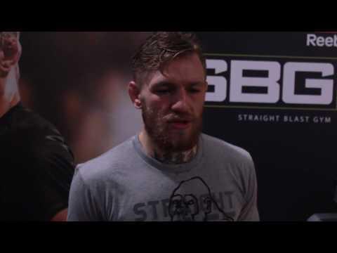 Conor McGregor & SBG Training & Discipline
