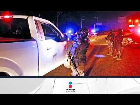 Fuerte operativo en Tepic para capturar al 'H2' | Noticias con Ciro Gómez Leyva