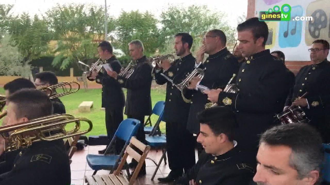 El III Certamen de Bandas 'Villa de Gines' se celebrará el 24 de marzo en el Parque Municipal