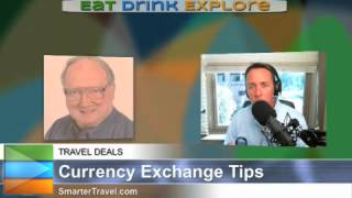 Best ways to exchange currency when traveling