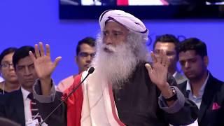 Video Sadhguru vs Shashi Tharoor debate.  Religious violence in India download MP3, 3GP, MP4, WEBM, AVI, FLV November 2018