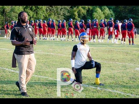 Wingfield High School vs Forest Hill 2016