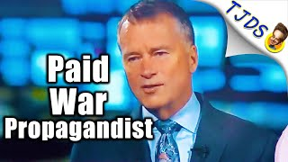 """CBS News """"War Expert"""" Is Being Paid By Raytheon"""