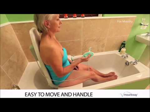 Let\'s have a look at this Neptune Bath Lift - Lightweight, Strong ...