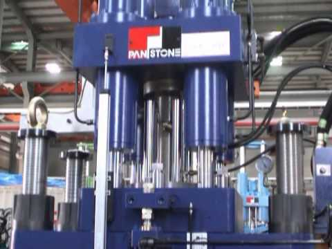 Pan Stone Injection Transfer Type Youtube
