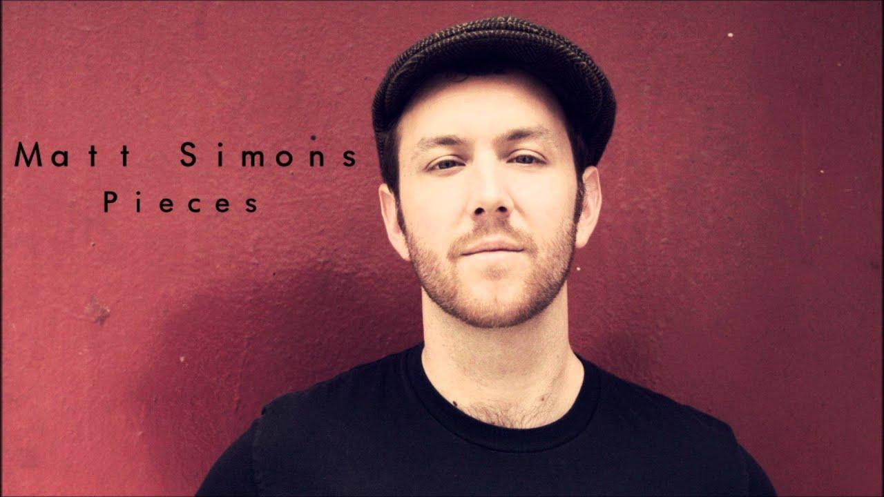 Pieces Matt Simons Audio Only Youtube