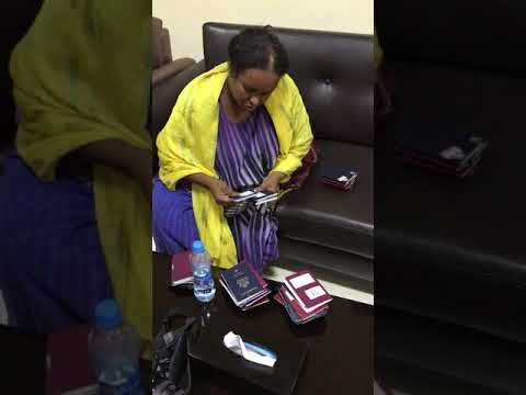 Counting Passports, As One Does In Djibouti thumbnail