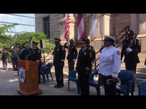 DeKalb honors 42 police officers killed in the line of duty