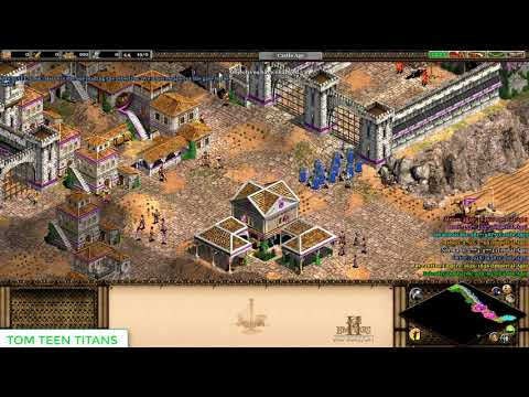 Age Of Empires II HD the forgotten walkthrough part 11 (PC) No Commentary 1080 HD