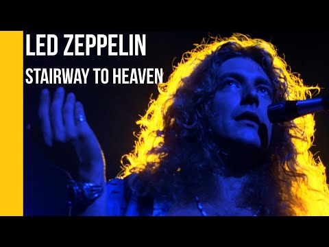 Led Zeppelin - Stairway to Haven 1973  sub Español +