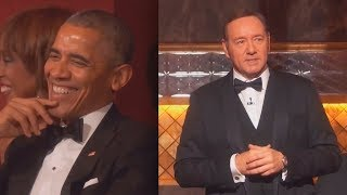 Kevin Spacey in Kennedy Center Honors (Tribute Al Pacino)