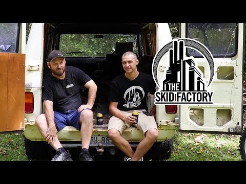 THE SKID FACTORY - Barra Powered Bedford Van [EP17]