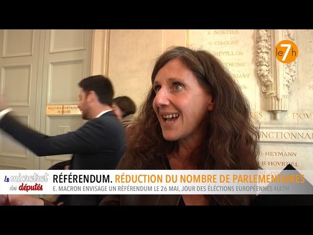 Le microtrot des députés. Vers un référendum pour réduire le nombre de parlementaires